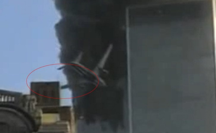 Flight 175 CTI fake WTC