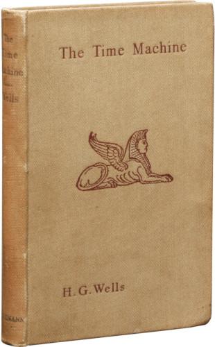 Het boek van HG Wells is dus niet zomaar 'uit de lucht gegrepen'..