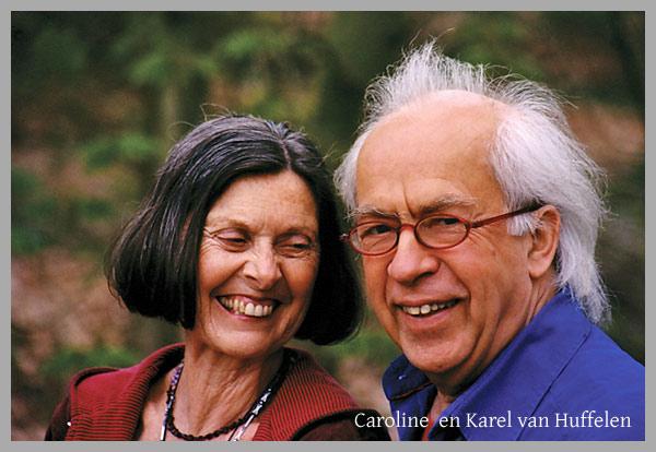 """Het echtpaar Karel en Carolin van Huffelen. Hun maatschappelijke betrokkenheid wordt belachelijk gemaakt; en voorbeeld van het spreekwoord: """"Wat de boer niet kent, dat vreet hij niet"""""""