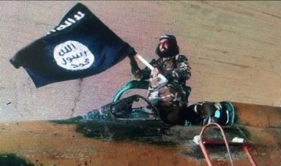 ISIS airplane