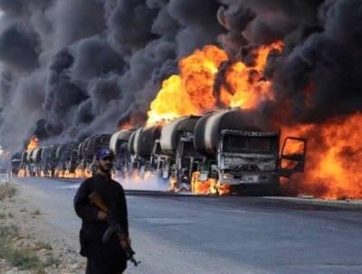 De Russische bombardementen op de goedkope Turkse olie, is natuurlijk erg pijnlijk voor Turkije..