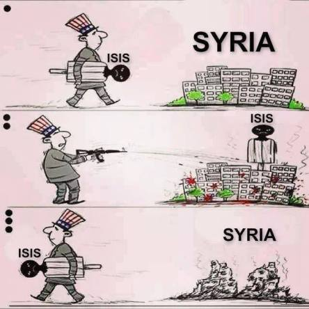 ISIS syrie