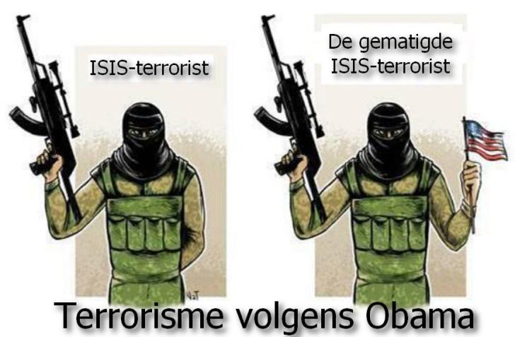 ISIS terrorisme