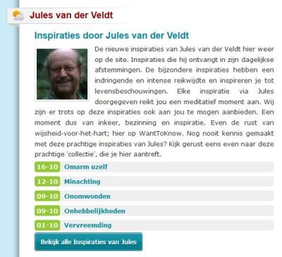 Jules wanttoknow