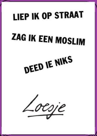 Loesje Moslim
