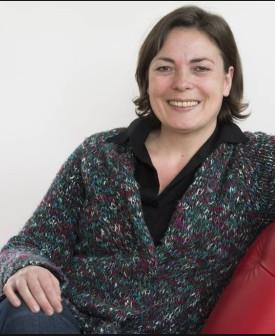 Marina Schriek, 'burn-out'-deskundige..