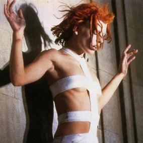 Milla Jovovich als Leeloo