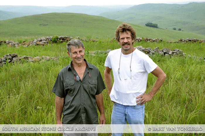 Robert met Johan Heine