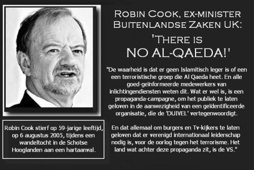 Robin Cook Al Qaeda
