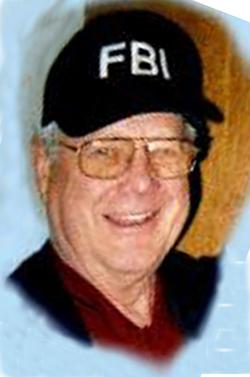 Ted Gunderson FBI cap
