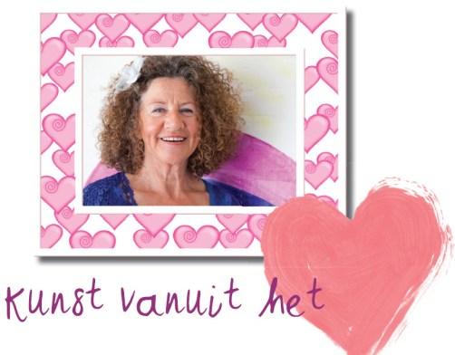Willke Hendrikx kunst vanuit het hart