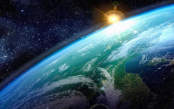 aarde vanuit ruimte2