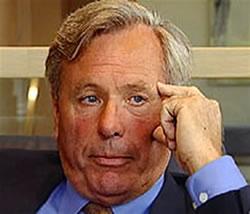 Andreas von Bülow, oud-minister van Duitsland. Samenzweringsidioot? (klik voor biografie)