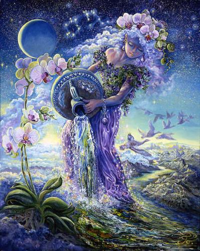 In de deuropening van het 'Aquariustijdperk' is jouw rol op Aarde essentieel.
