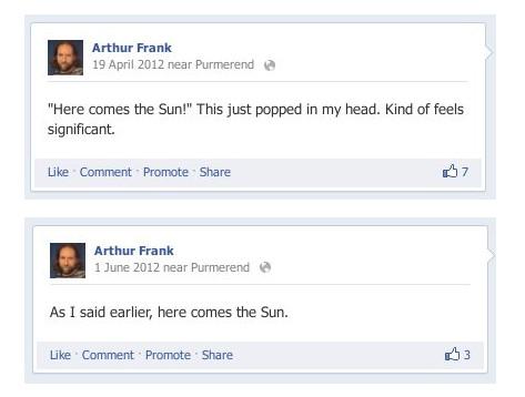 arthur frank tweet