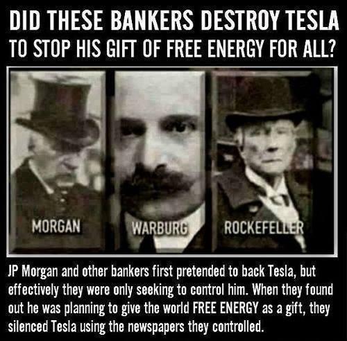 bankers Tesla