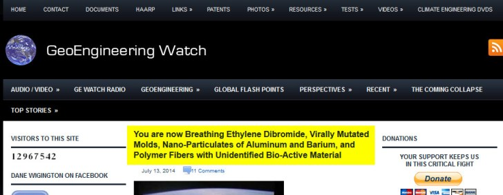 banner geo engineering watch