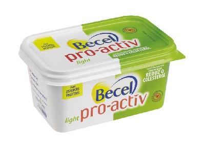 BECEL pro-activ, een door Unilever 'uitgedokterd botersmeersel'. Hoe lekker ook ONgezond kan zijn?