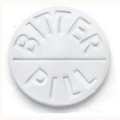bitter pil