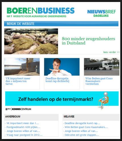 boerenbusiness daily