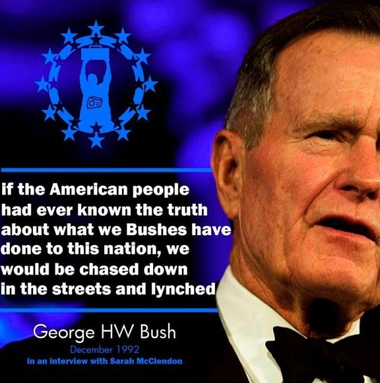 bush sr lynching2