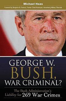 De cover van het boek uit 2009, geschreven door professor Michael Haas.
