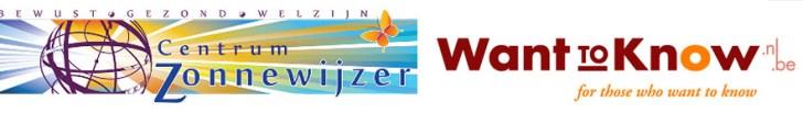 centrum-zonnewijzer wanttoknow logos