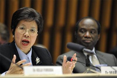 De hysterische response van de WHO op de ontwikkelingen rondom de varkensgriep zijn het gevolg van een PR- en lobbycampagne binnen deze zelfde WHO...