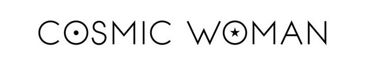 cosmic woman logo klein
