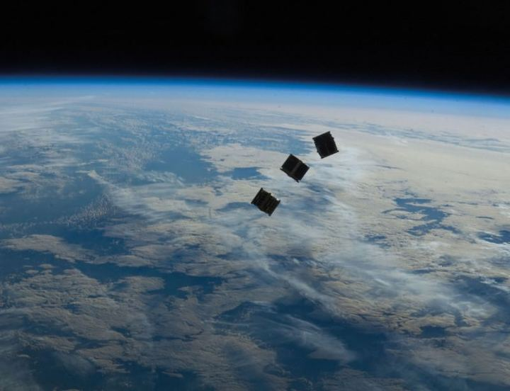 cube-satellites