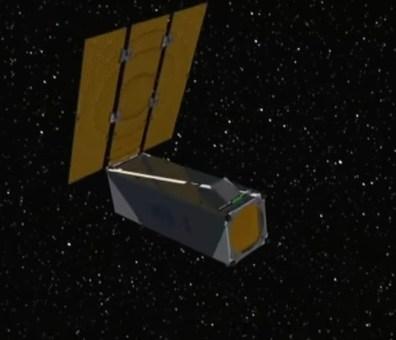 Vanzelfsprekend kunnen deze kleine satellieten ook worden uitgerust met uitklapbare zonnepanelen voor stroomvoorziening.