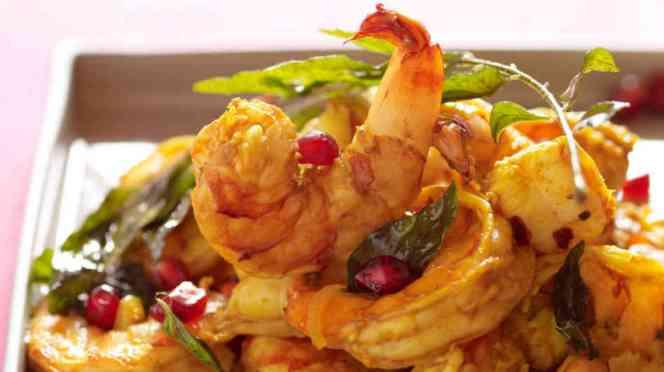 curryshrimp curcuma