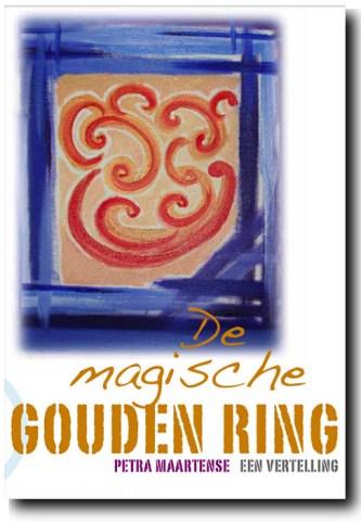 de magische gouden ring boekcover