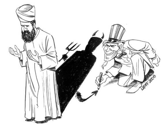 f3778a802f74eb Polarisatie als wig tussen Islam en ultra-rechts..! – WantToKnow.nl