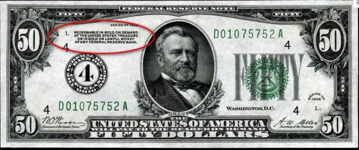 dollarbill gold value