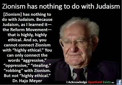 Auschwitz-overlevende dr. Hajo Meijer riep tot aan zijn dood, vorig jaar, wat vele Joden roepen over de onmenselijke slachtingen dor het Zionisme.