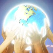 earth-shine