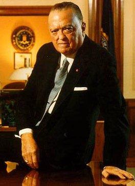 CIA-baas Edgar Hoover Van 1935 tot 1972..)