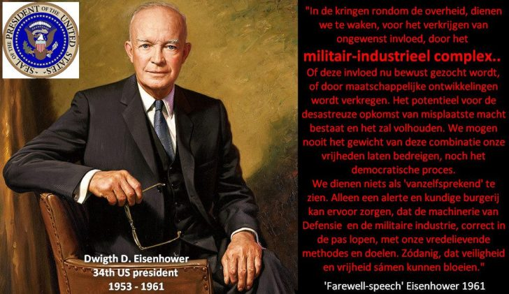 eisenhower-farewell-speech-militairy-industrial-complex