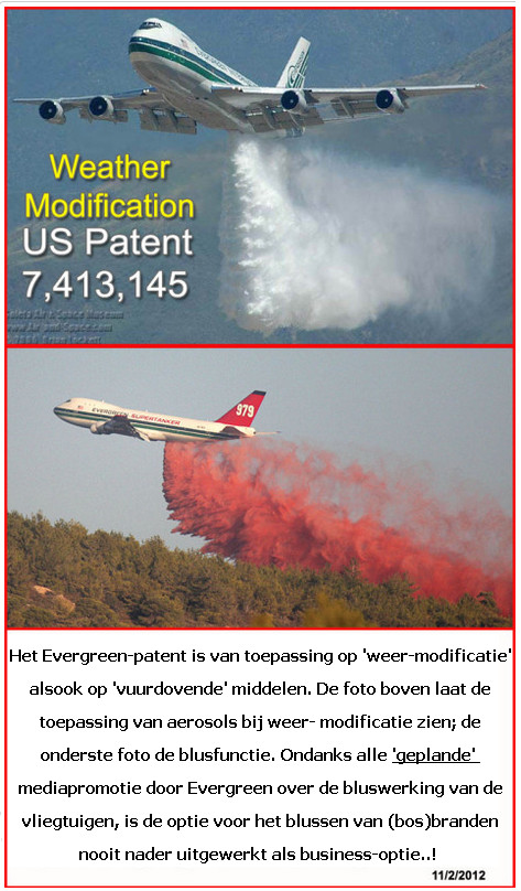 evergreen weather modification