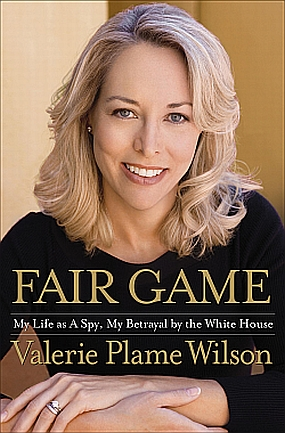 Het boek van ex-CIA agente Valerie Plame