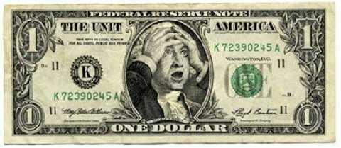 geldcrisis groot biljet