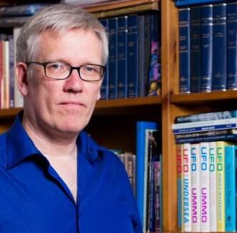 Auteur van dit artikel, Gerard Aartsen