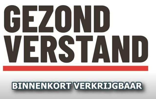 Gezond Verstand; nieuw tijdschrift.. – WantToKnow.nl