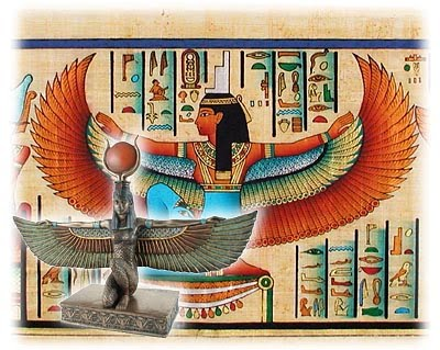 goddess-isis-statue-and-art