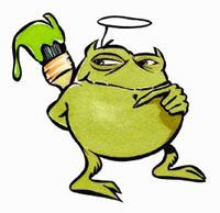 Deze groenwasduvel is er in alle soorten en maten..