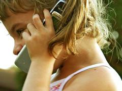 Kinderen zijn ook al risicogroep nummer 1 bij draadloze telefonie.