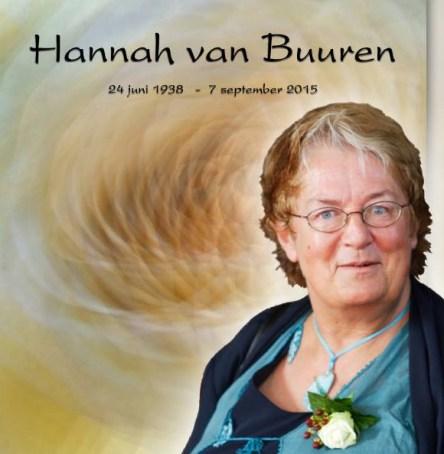 Hannah van Buuren