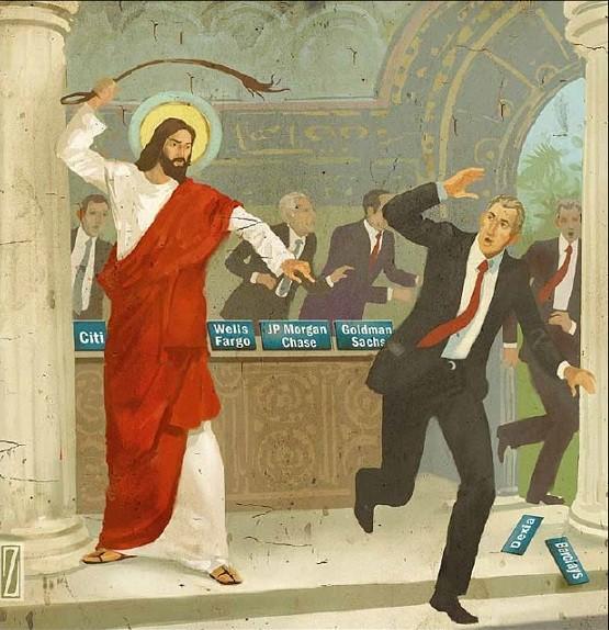 jesus shilocks temple