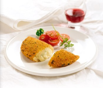 Kijk naar eten en observeer je gevoel. 'Die tomaat zou dan net de gezonde doorslag kunnen geven voor een kaassouflé'..